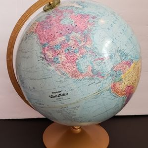"Vintage 12"" Diameter Replogle World Nation Series"